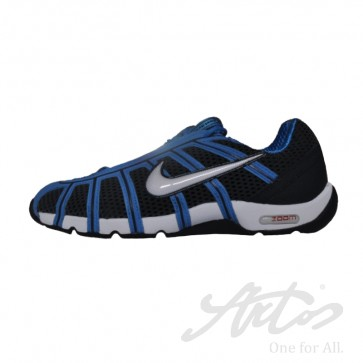 NIKE AIR ZOOM FENCER - OBSIDIAN/WEIß/BLAU