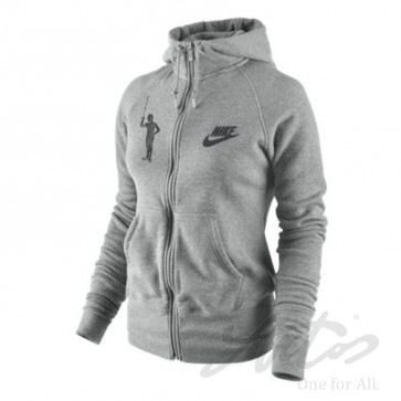 NIKE FENCING FULL-ZIP HOODIE FOR WOMEN