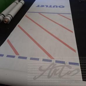 ARTOS NON ELECTRIC FENCING STRIP