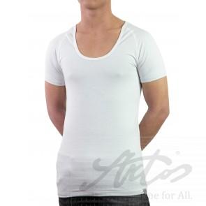 Silvershirt kurzarm Rund-Ausschnitt