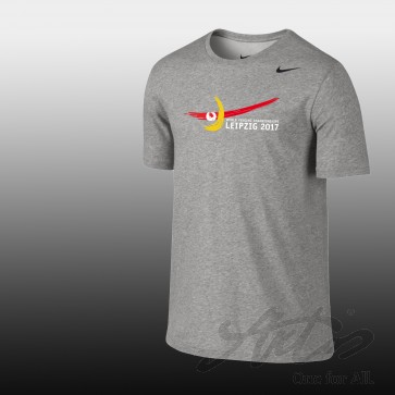NIKE EVENT SHIRT FOR WORLD FENCING CHAMPIONSHIPS 2017 WITH OFFICIAL LOGO AND NIKE SWOOSH