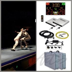ARTOS FENCING PISTE + MULTIFUNCTIONAL APPARATUS FA-07