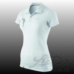 NIKE FENCING POLO FOR WOMEN
