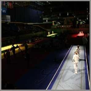 ARTOS CENTERCOURT  (ST. PETERSBURG - WORLD CHAMPIONSHIPS 2007)