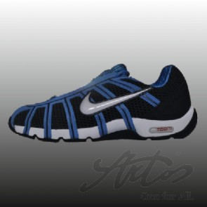 NIKE AIR ZOOM FENCER - OBSIDIAN/WHITE/BLUE