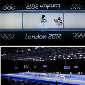 ALU FENCING PISTE - LONDON 2012