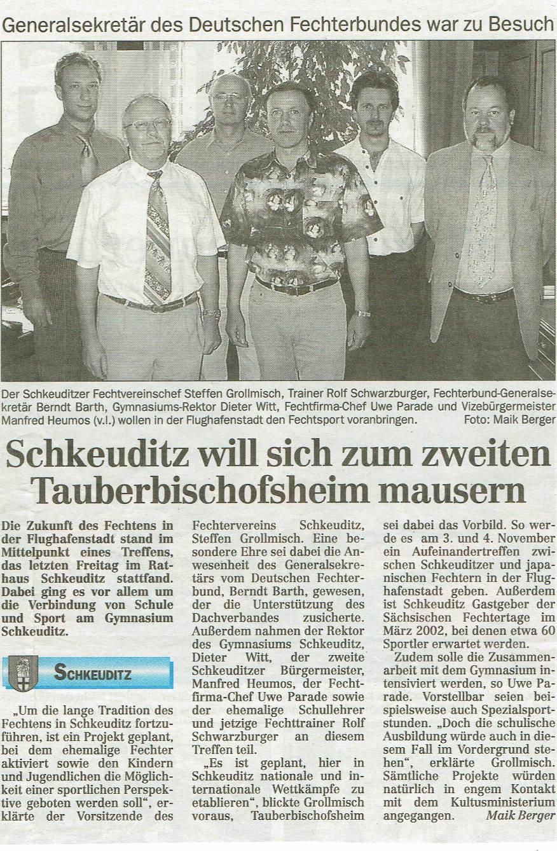 STEFFEN GROLLMISCH - THE CHAIRMAN