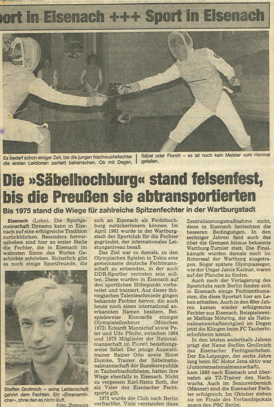 STEFFEN GROLLMISCH - DER TRAINER