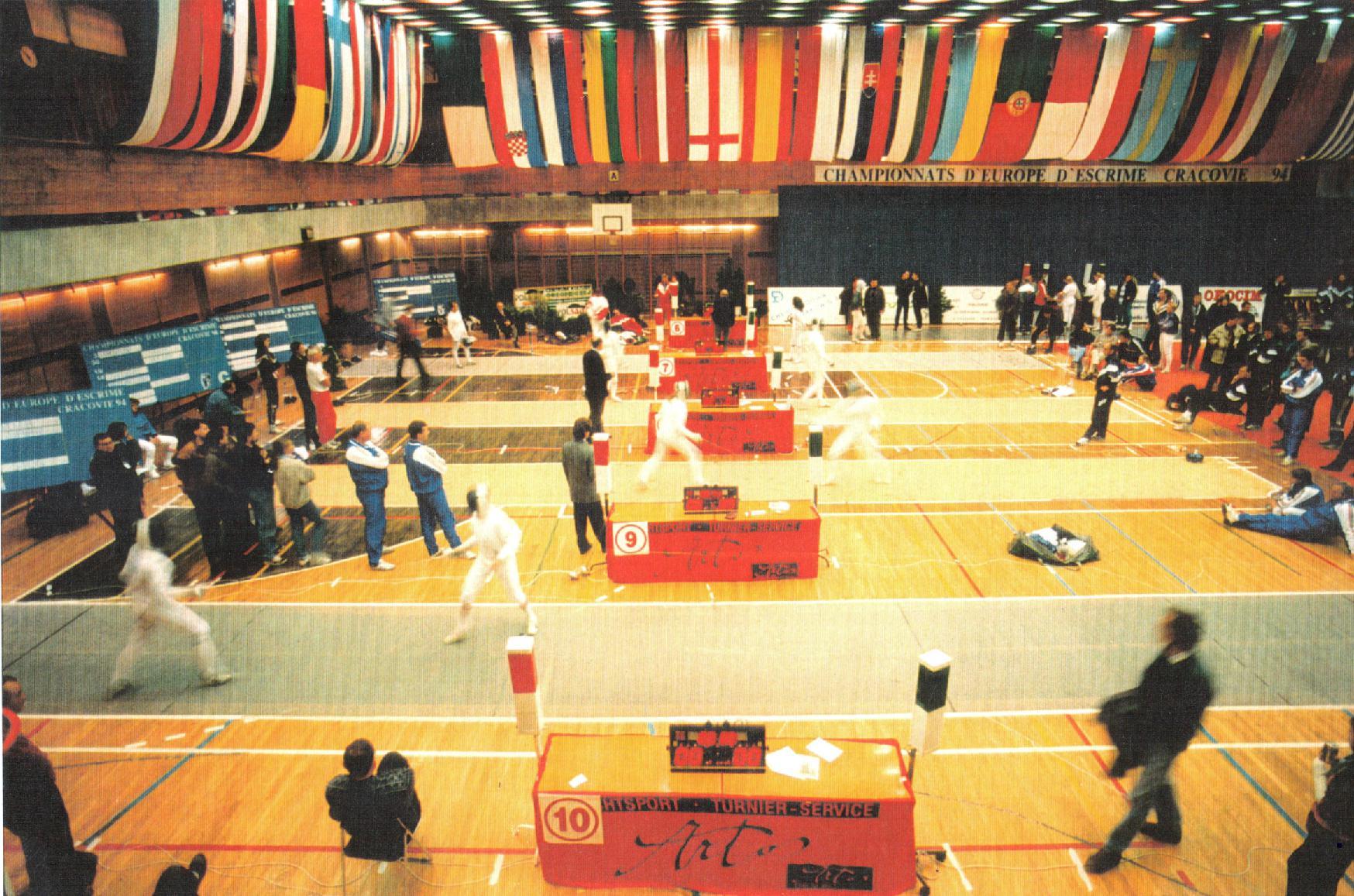 ARTOS 1994 - EUROPAMEISTERSCHAFT KRAKAU