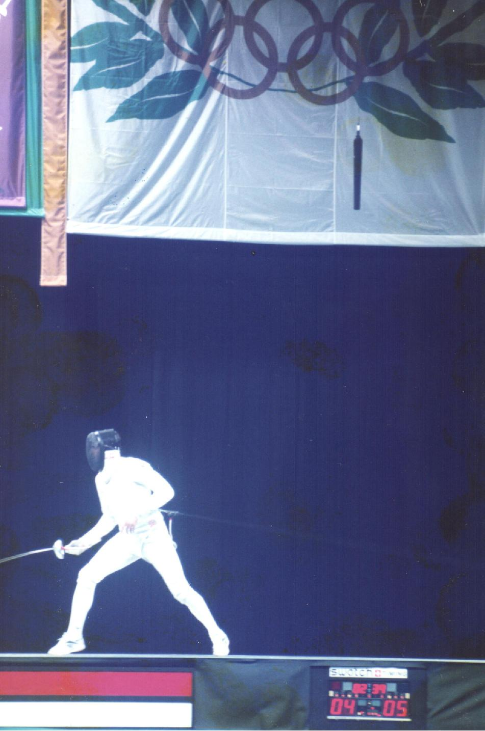 ARTOS 1996 - OLYMPISCHE SPIELE IN ATLANTA