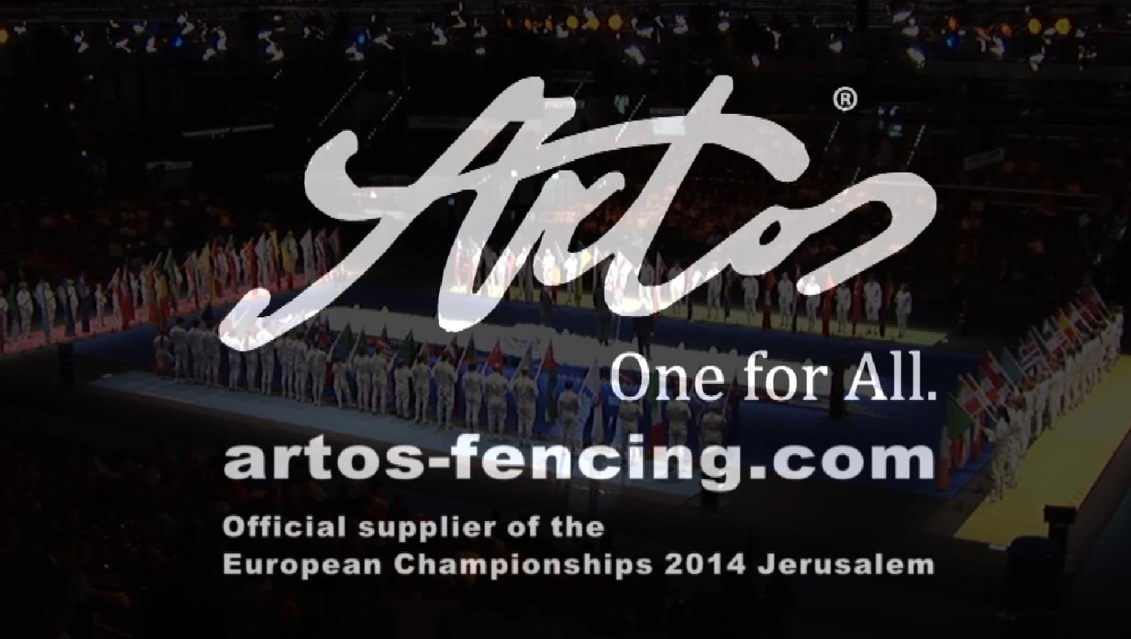 ARTOS 2014 - JUNIOREN UND KADETTEN EUROPAMEISTERSCHAFT JERUSALEM