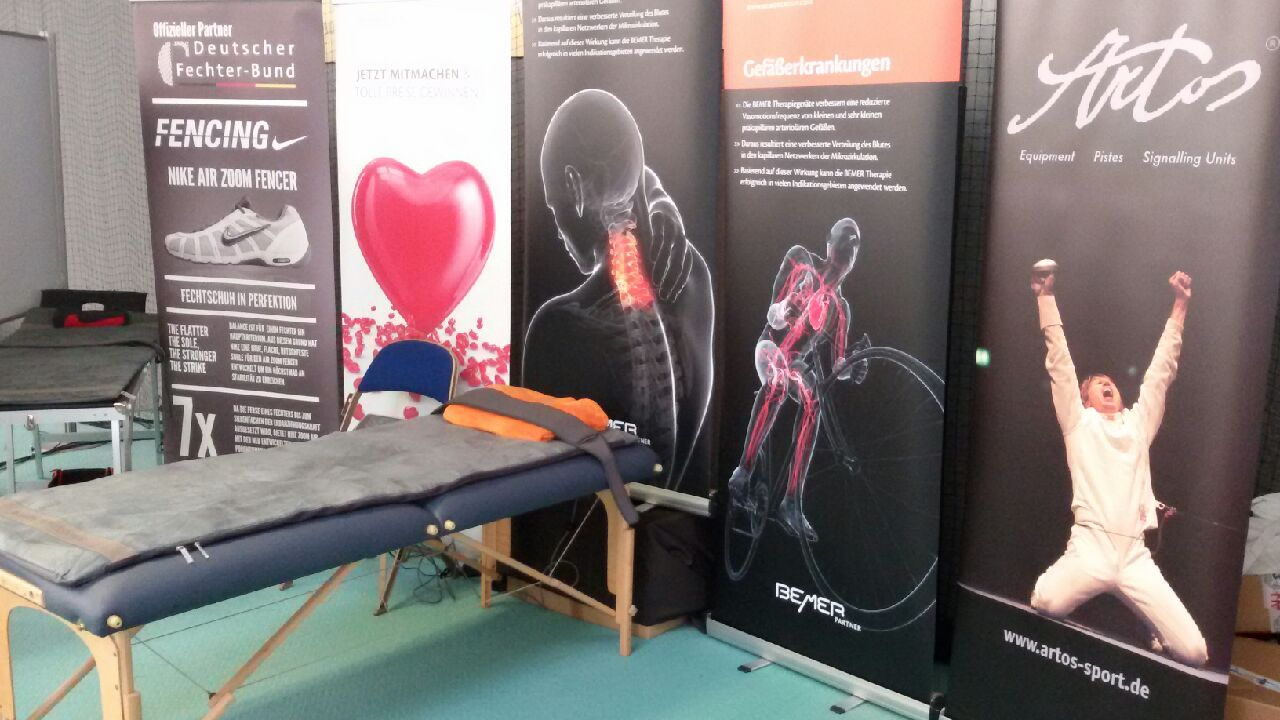 PARTNERSHIP WITH PHYSICAL VASCULAR THERAPY BEMER
