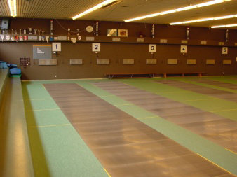 Fencing hall Bern