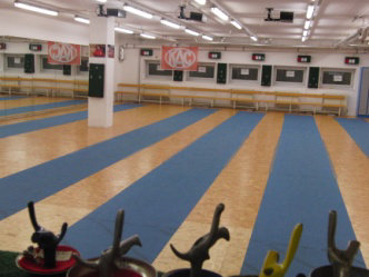 Fencing hall Klagenfurt